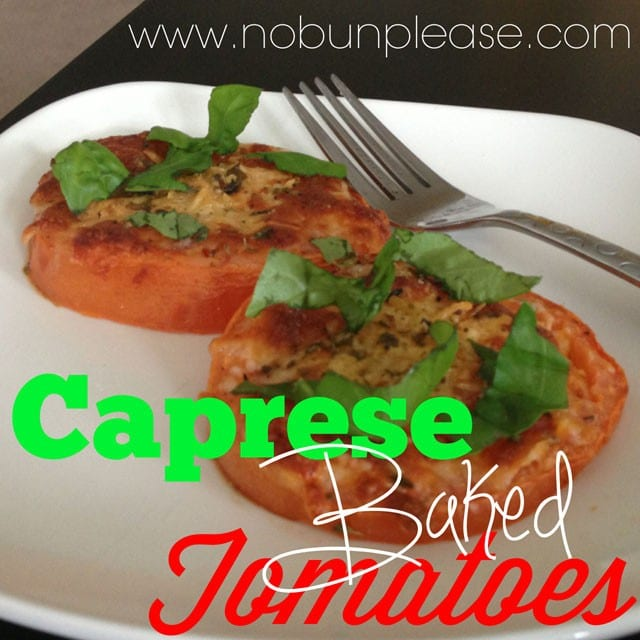 caprese-baked-tomatoes