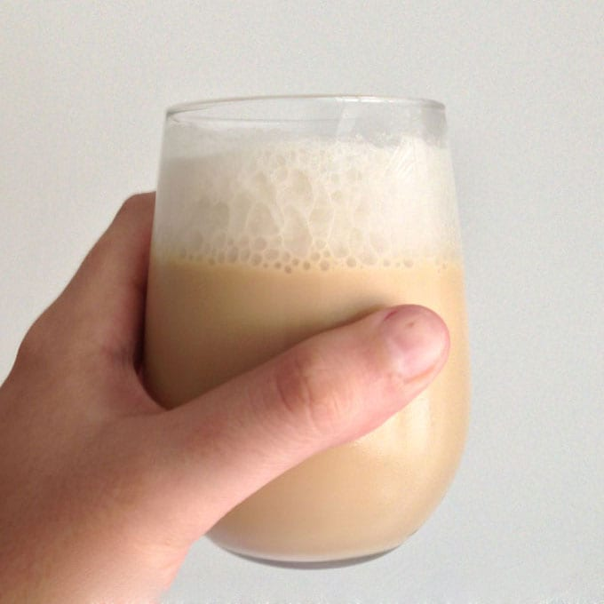 Keto Spiked Root Beer Float