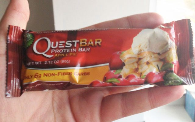 Quest Bars Review – Apple Pie