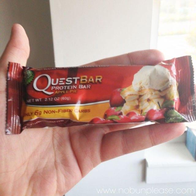 Quest Bars Review – Apple Pie