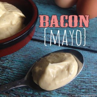 Mayo made from bacon grease