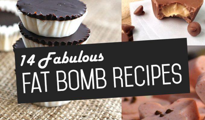 14 Fabulous Fat Bomb Recipes