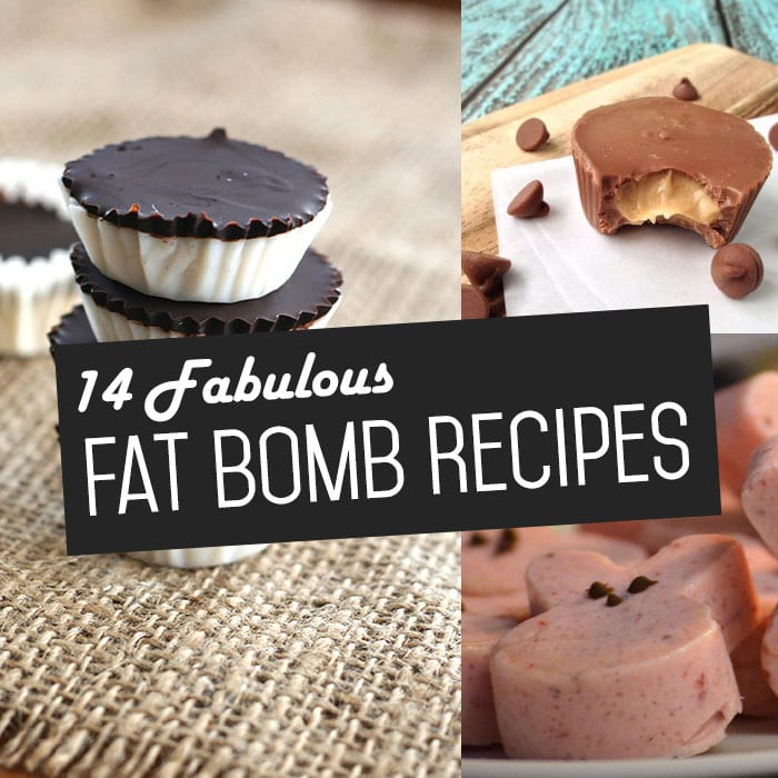 14 Fabulous Fat Bomb Recipes