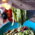 Low Carb Pasta Salad