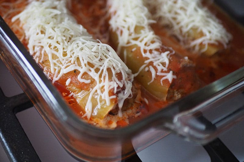 Stuffed Banana Peppers with Cheese