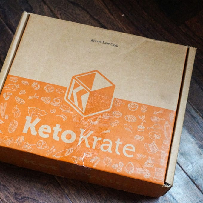 I love Keto Krate! - January 2015 Unboxing