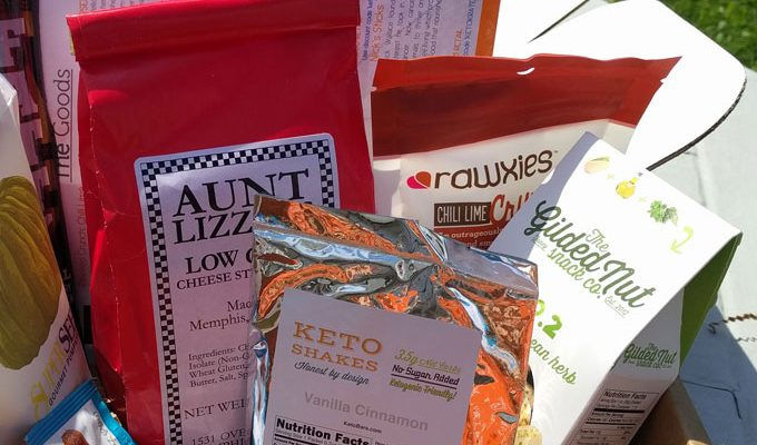 Keto Krate June 2016 Unboxing + Giveaway!