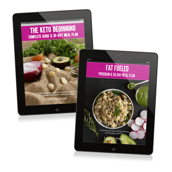 Ketogenic Bundle: The Keto Beginning Fat Fueled