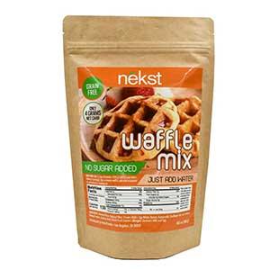 Nekstella Waffle Mix