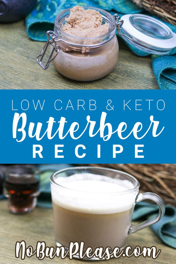 Keto Butterbeer Recipe