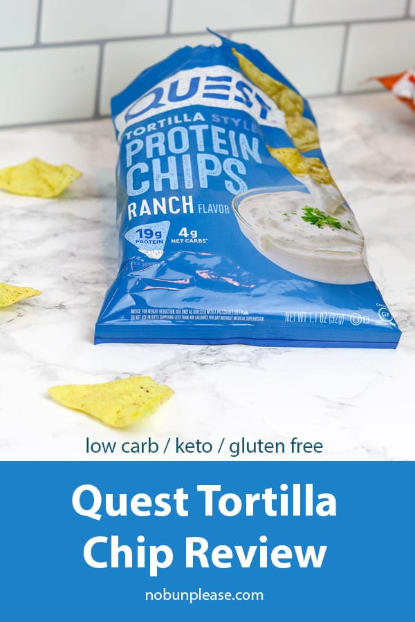 Quest Tortilla Chips Review