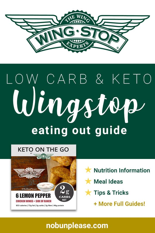Eating Keto at Wingstop: Low Carb Options & Nutrition