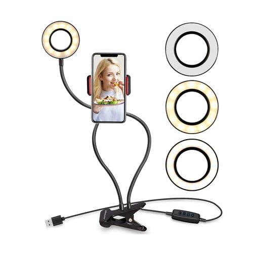 Keto Gift: Light & Phone Holder
