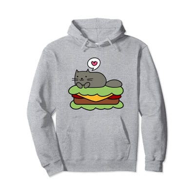 No Bun Please Hoodie - Order on Amazon!