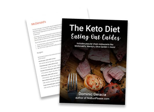 The Keto Diet Eating Out Guides