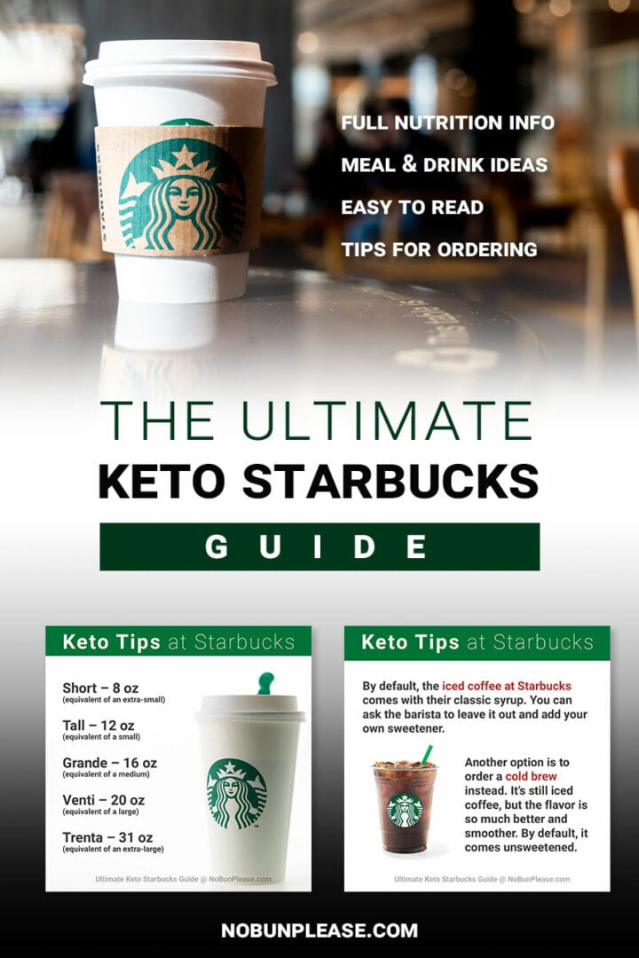 The Ultimate Keto Starbucks Guide