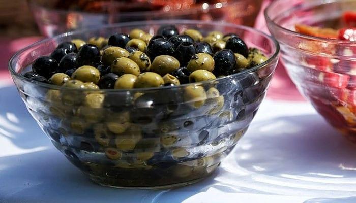 Keto Probiotic Source: Olives