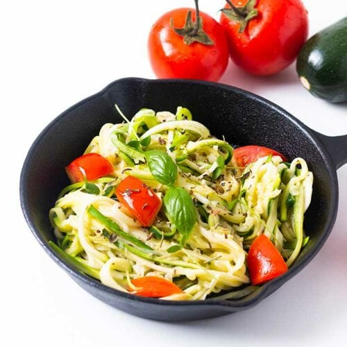8 Low Carb Pasta Replacements to Enjoy on a Keto Diet