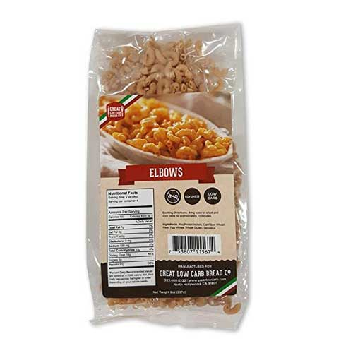Pea Protein Pasta