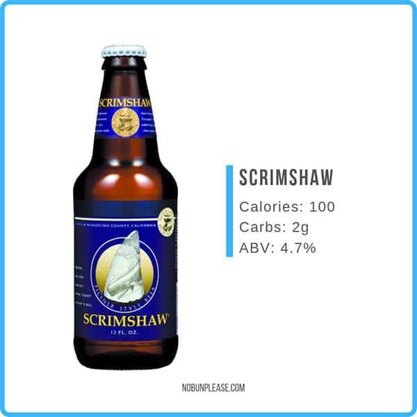 Scrimshaw Beer