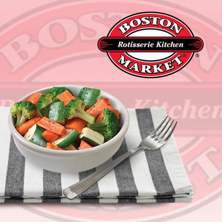 Keto at Boston Market