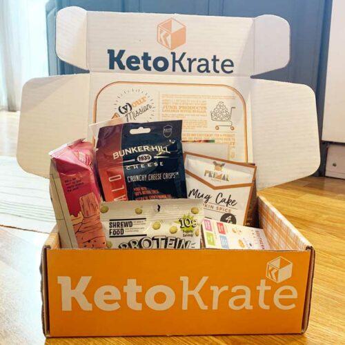 Keto Krate November 2019 Unboxing