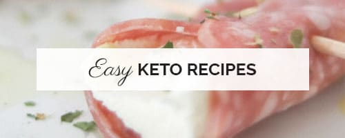 Easy Keto Recipes