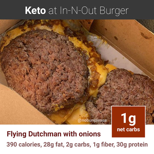 Flying Dutchman at In-N-Out