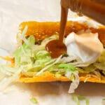 Taco Cheese Shell Recipe