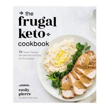 Frugal Keto Cookbook