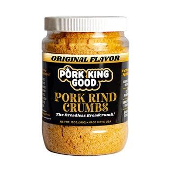 Pork Rind Crumbs
