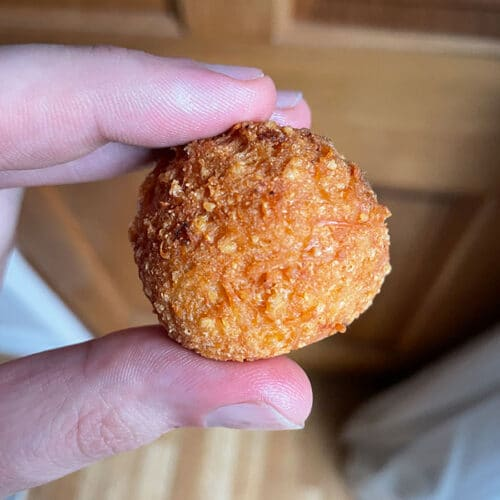 Chicken Nugget from No Bun Please