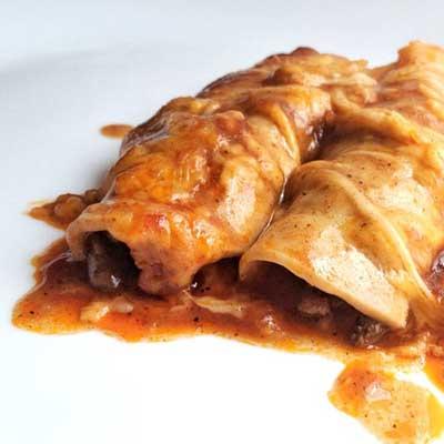 Easy Keto Enchiladas