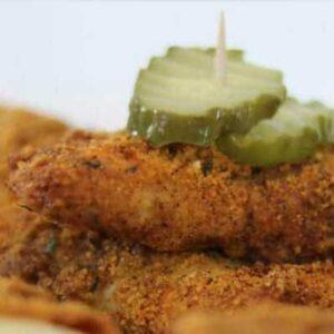Pickle Brine Chicken Tenders