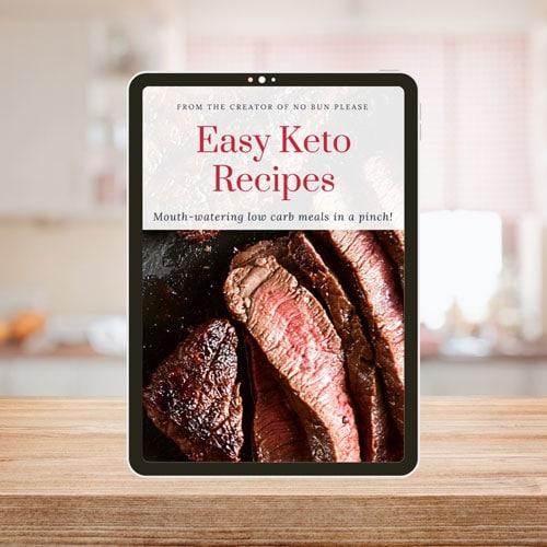 Easy Keto Recipes eBook