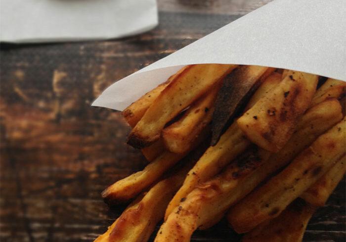 Daikon Radish Fries