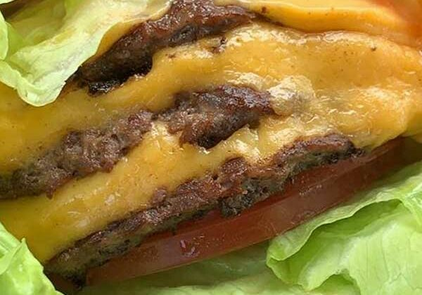 Keto at In N Out