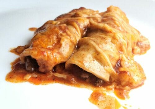 Easy Keto Enchiladas Recipe