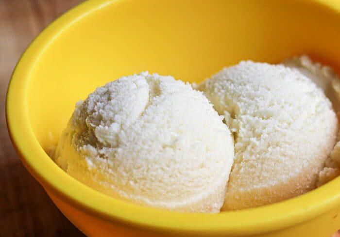 Keto Ice Cream Recipe