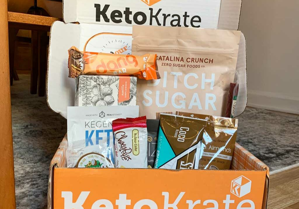 Keto Krate May 2019 Unboxing Video